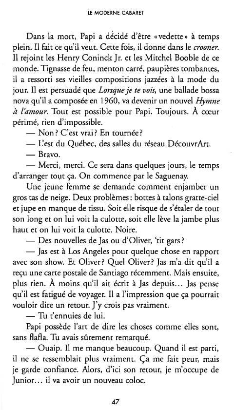 Extrait Du Livre En Verve Avec Vic Verdier