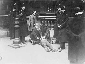 Glasgow, 1919