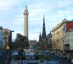 Baltimore, ville fétiche de Tim Cockey et de son héros, Hitchcock Sewell