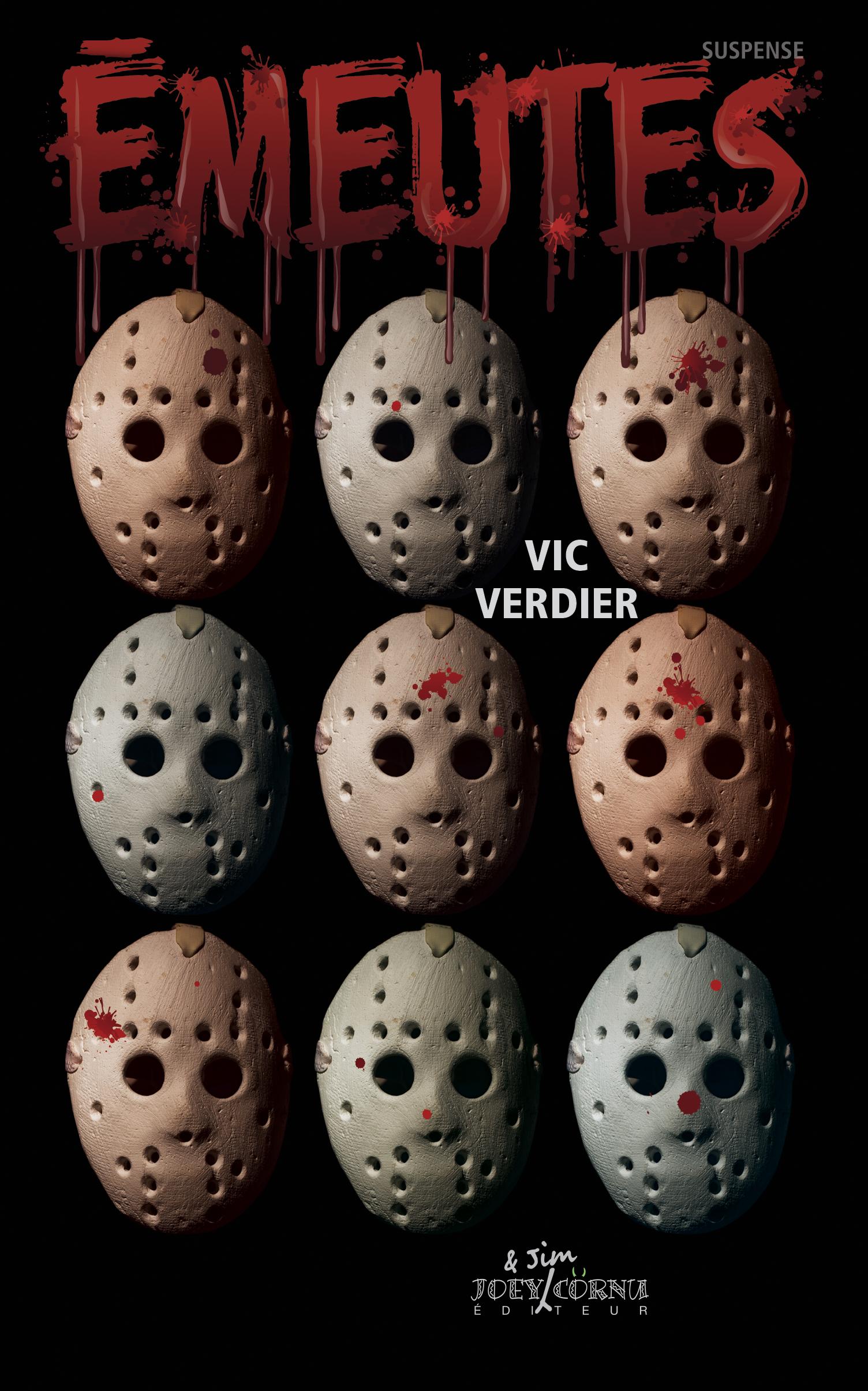 Émeutes - Vic Verdier
